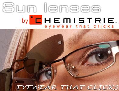 TSO Aldine Westfield - Chemistrie eyewear that clicks'