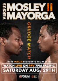 Mosley vs Mayorga 2