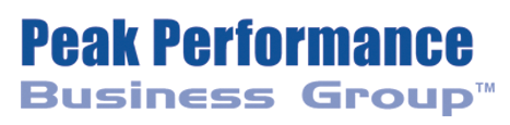 Peak Performance Business Group Logo