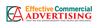 Effective Commercial Advertising Logo