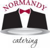 Logo for Normandy Catering'