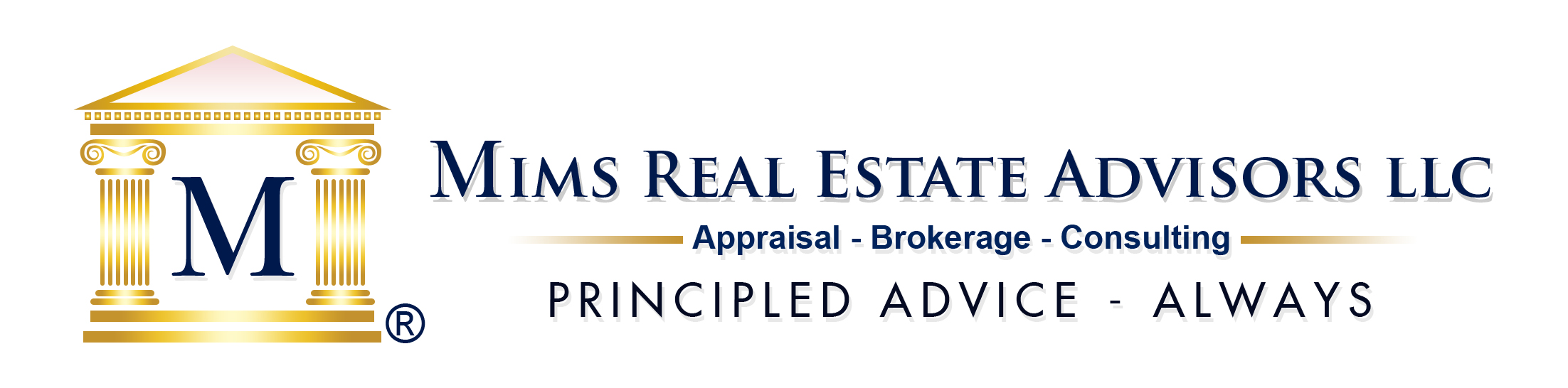 Mims Real Estate Advisors, LLC Logo