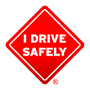 I DRIVE SAFELY'