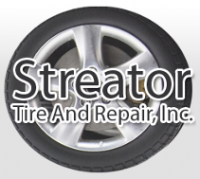 Streator Tire and Repair, Inc. Logo