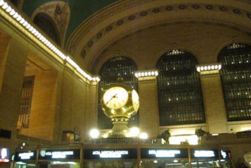 Ghost Doctors -- Grand Central Terminal NYC'