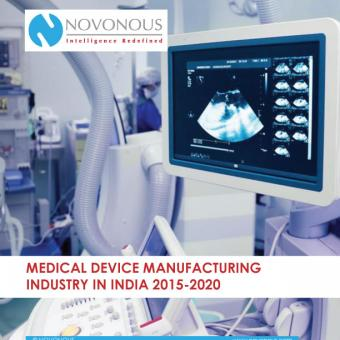 Medical Devices Manufacturing Industry in India 2015 - 2020'