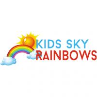 KidsSkyRainbows.com Logo