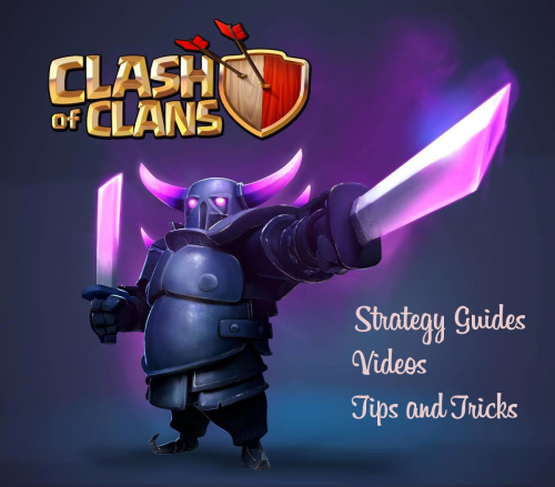 Clash of Clans Strategy Guides'
