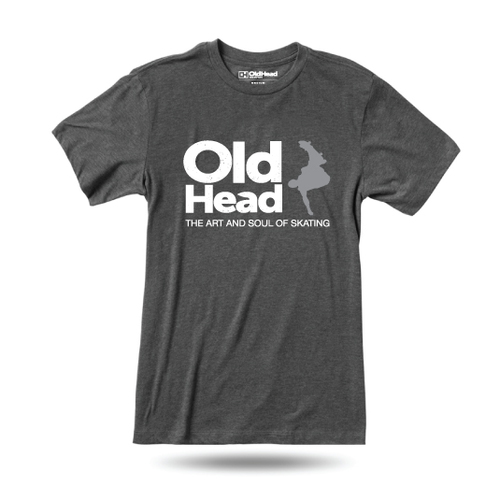 OldHead Clothing Skateboard T-shirt