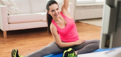floor exercises'