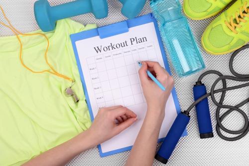 Workout Plan'