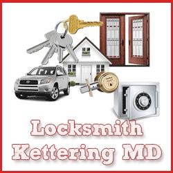 Locksmith Kettering MD'