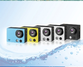 Supremevalue Intl Introduces their New A3 Action Camera with'
