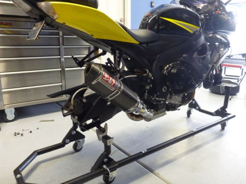 Phoenix Racing Stands'