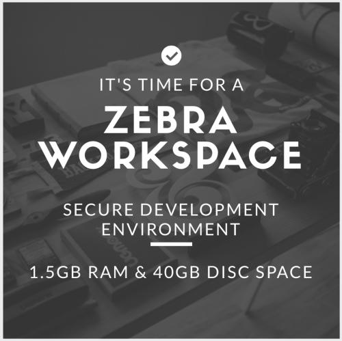 ZebraHost Workspace'