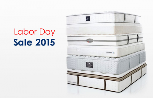 Memory Foam Mattress Guide Compares 2015 Labor Day Bed Deals'