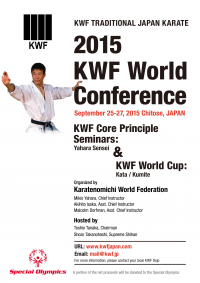 2015 KWF World Conference