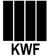 KWF (Karatenomichi World Federation) Logo