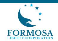 Formosa Liberty Corp. Logo