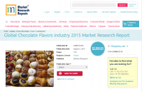 Global Chocolate Flavors Industry 2015