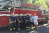 Firetruck Visit'