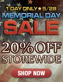 Twenty Percent Off of V2 Cigs on Memorial Day'