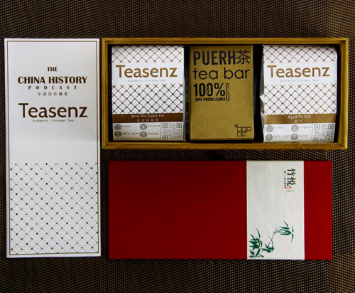 historic teas'