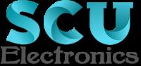 SCUElectronics.com Logo