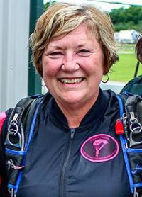 Marian Sparks, founder, Jump For The Rose