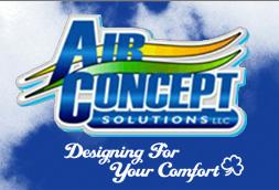 Air Concepts, LLC HVAC Services'