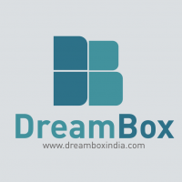 Dreambox: Providing Innovation. Multimedia and Web Solutions Logo
