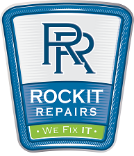 RockIT Repairs Inc. Logo