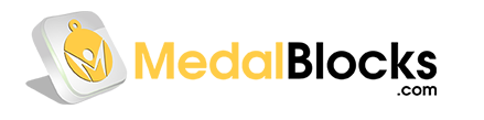 Medal Blocks® Logo