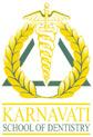 Karnavati School of Dentistry Logo