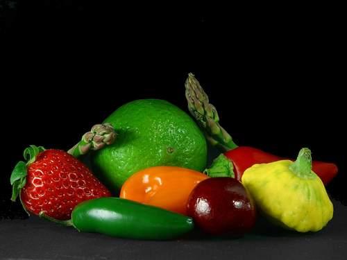 Alkaline Diet Foods'