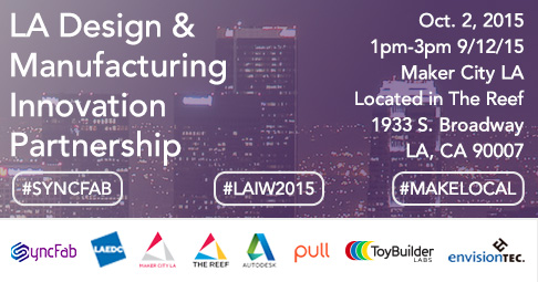 LA Design and Manufacturing Innovation Partnership