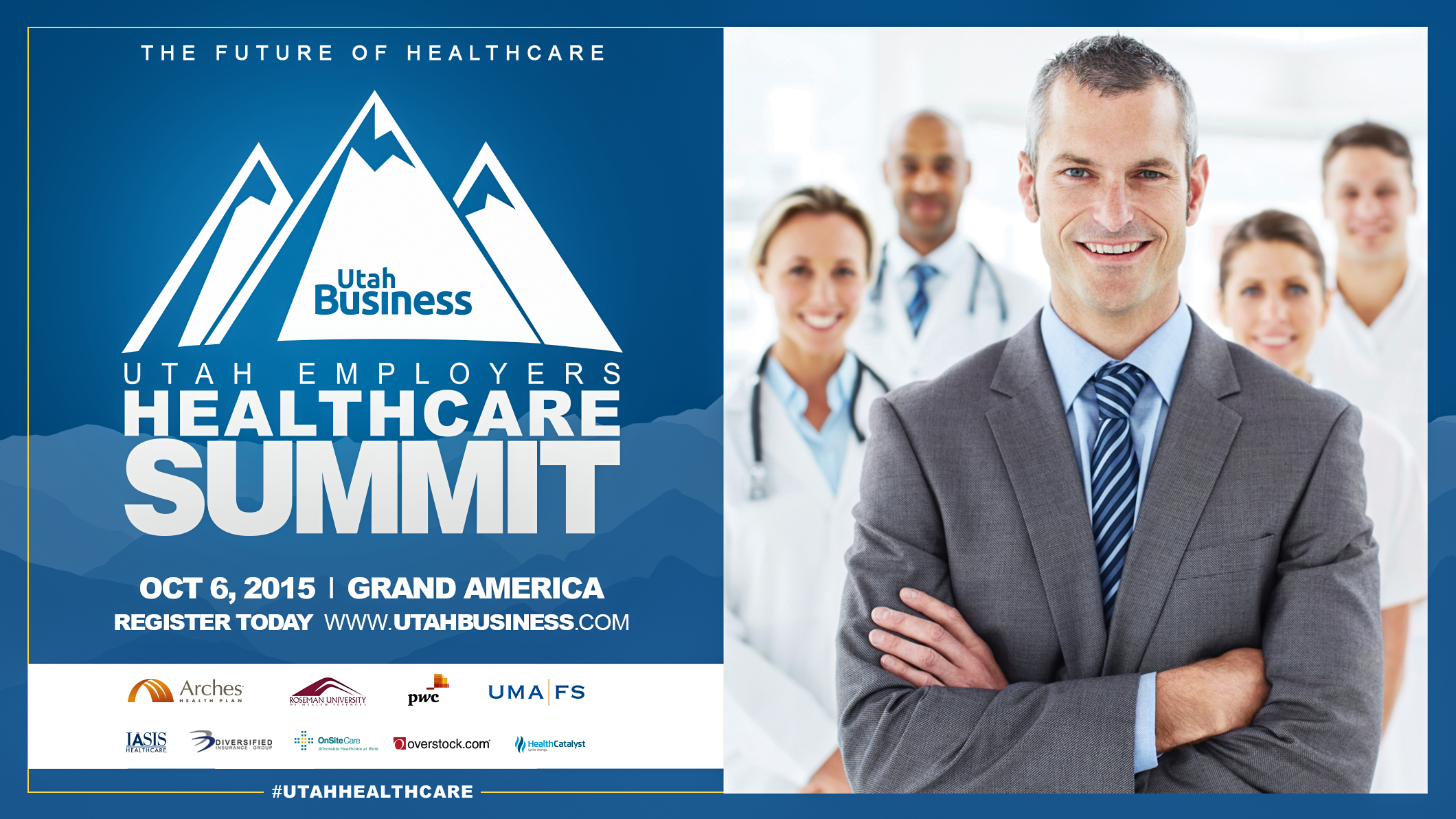 Utah Healthcare Summit - Event Details