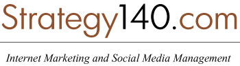 Logo for Strategy 140'