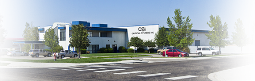 Critical Systems Inc of Boise'