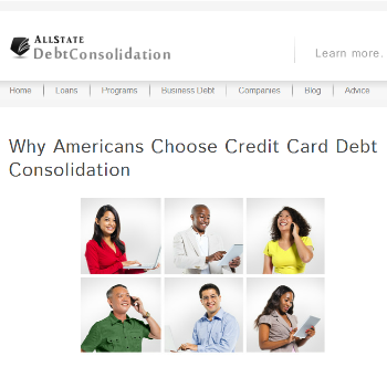 Americans Choose Credit Card Debt Consolidation
