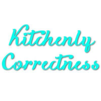 KitchenlyCorrectness.com Logo