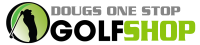 DougsOneStopGolfShop.com Logo