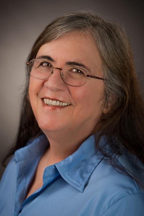 Author Marylee MacDonald'