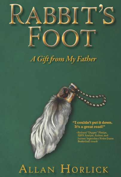 """Rabbits Foot"" and author Allan Horlick'"