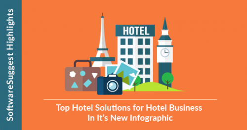 Top Hotel Solutions for Hotel Business by SoftwareSuggest'