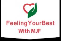 FeelingYourBestWithMJF.com Logo