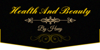 HealthAndBeautyByHuey.com Logo