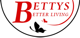BettysBetterLiving.com Logo