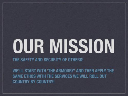 SECDEF Mission Statement'