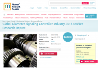 Global Diameter Signaling Controller Industry 2015